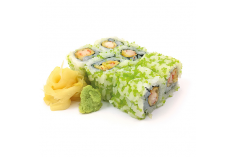 Wasabi California (4 stuks)