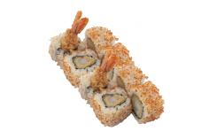 Ebi Tempura sushi(8 stuks)