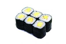 17.Maki Tamago (per 6 stuks)